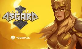 age of asgard slot by yggdrasil