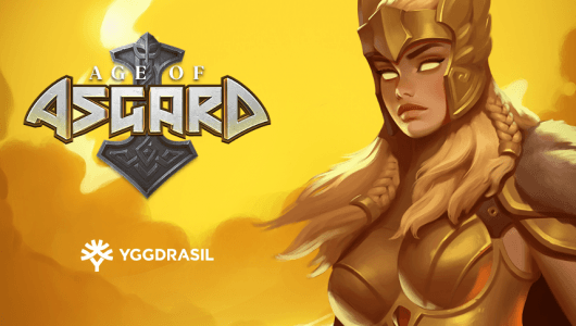 age of asgard slot by yggdrasil