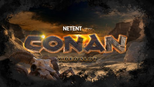 conan slot by netent