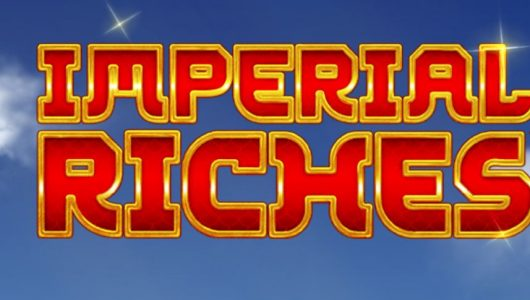 imperial riches slot by netent