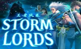 storm lords slot by rtg
