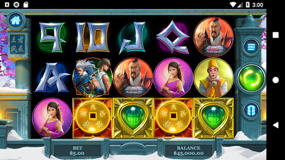 stormlords slot by rtg