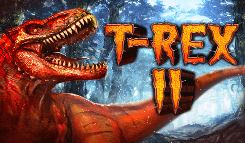 t-rex 2 slot by rtg