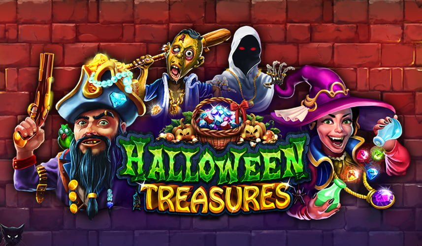 halloween treasures slot by RTG