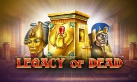 legacy of dead slot by play n go