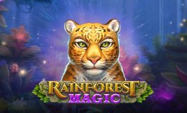 rainforest magic slot by play n go