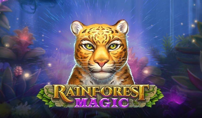 rainforest magic slot by play n go