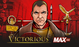 victorious max slot by netent
