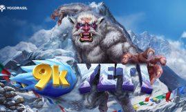 9k yeti slot by yggdrasil