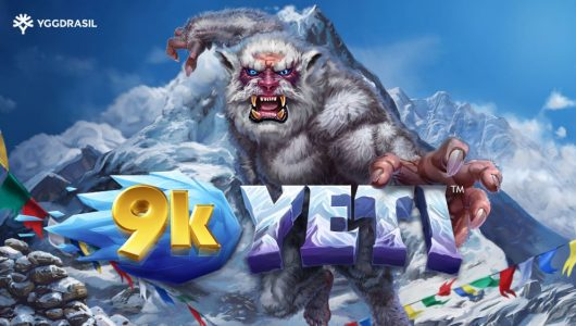 9k yeti slot by yggdrasil