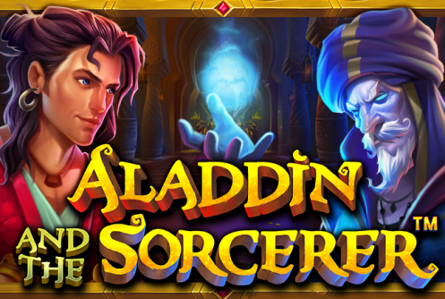 aladdin and the sorcerer slot by pragmatic play