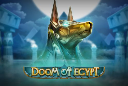 doom of egypt slot by play n go