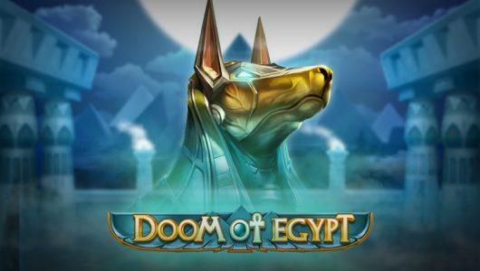 doom of egypt slot by play n go
