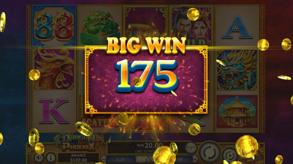 dragon & phoenix slot by betsoft