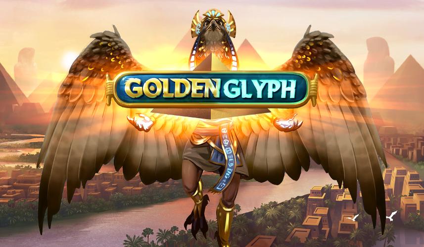 Golden glyph золотой глиф игровой автомат российский события