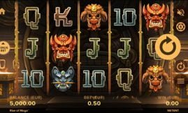 rise of maya slot
