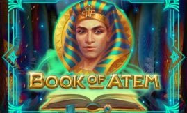 book of atem slot by microgaming