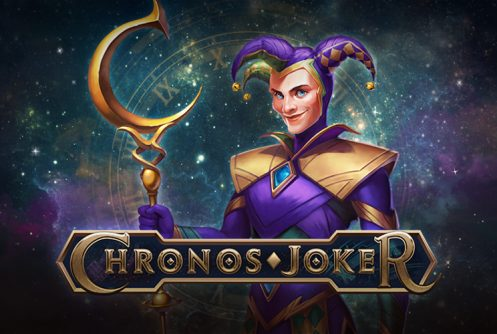 chronos joker slot by play n go