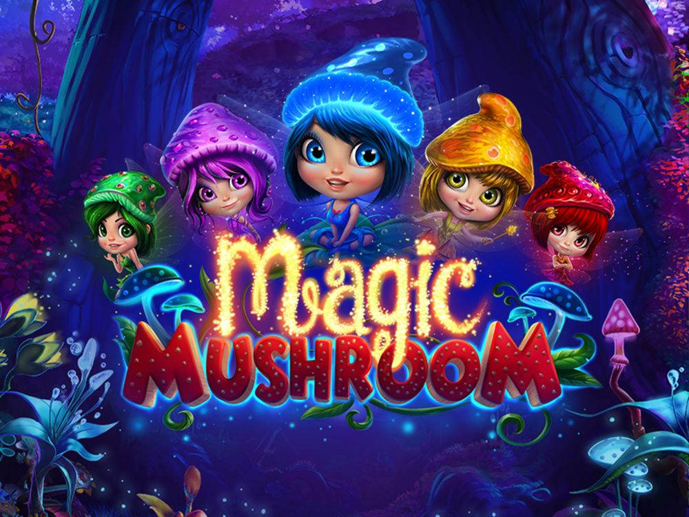 magic mushroom slot by rtg gaming