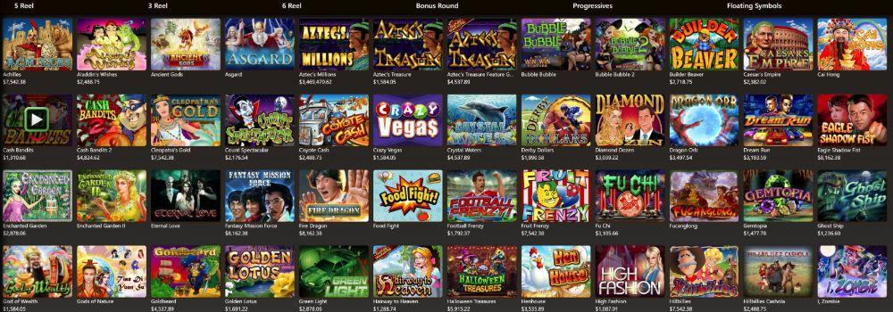 casinomax games