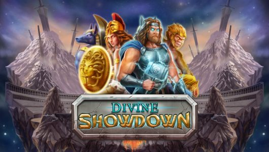 divine showdown slot by play n go