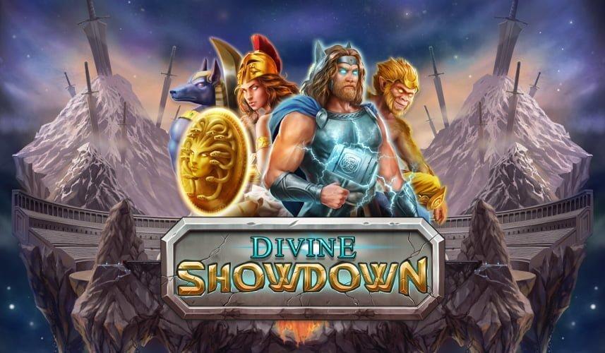 divine showdown slot by play n go