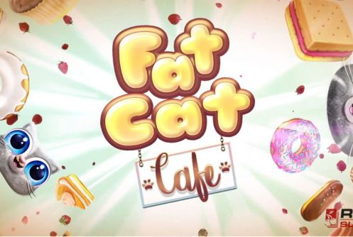 fat cat cafe slot by rtg