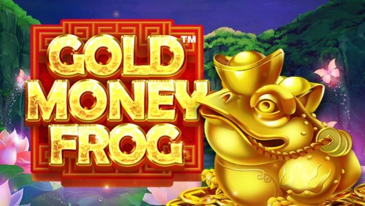gold money frog slot by netent