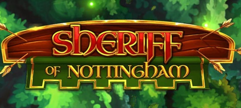 sheriff of Nottingham by isoftbet