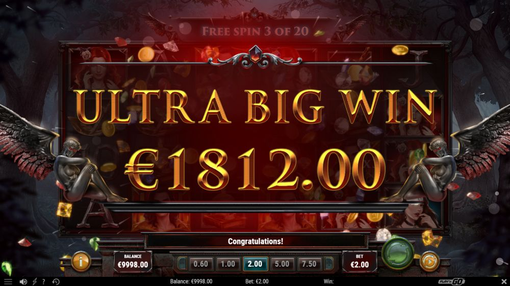 wildblood 2 slot by play n go