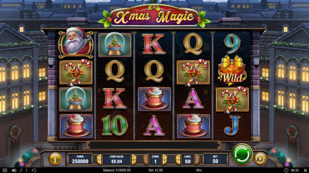 Spiele Xmas Magic - Video Slots Online