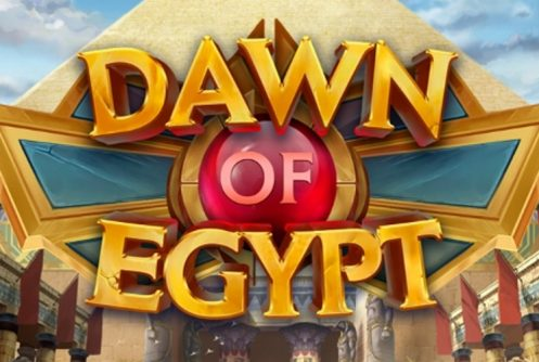 dawn of egypt slot by play n go