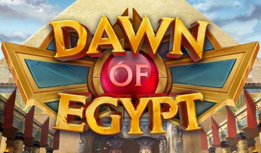 dawn of egypt slot by play n go
