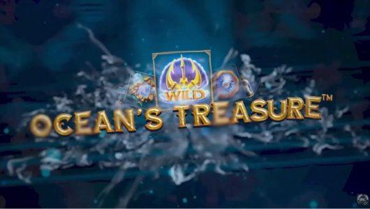 oceans treasure slot by netent