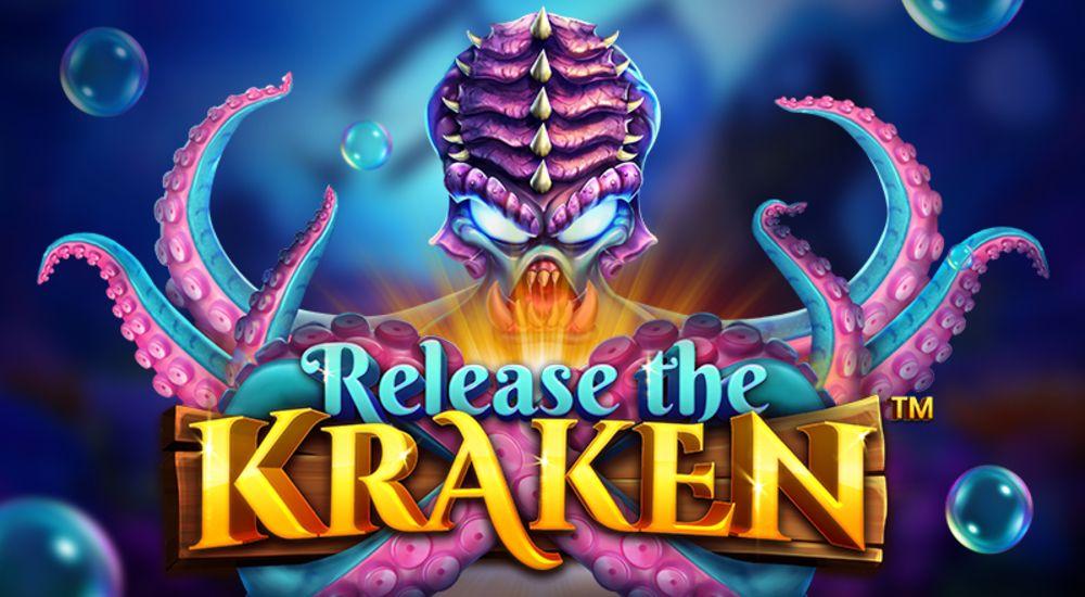 release of the kraken slot