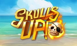 skulls up slot by quickspin