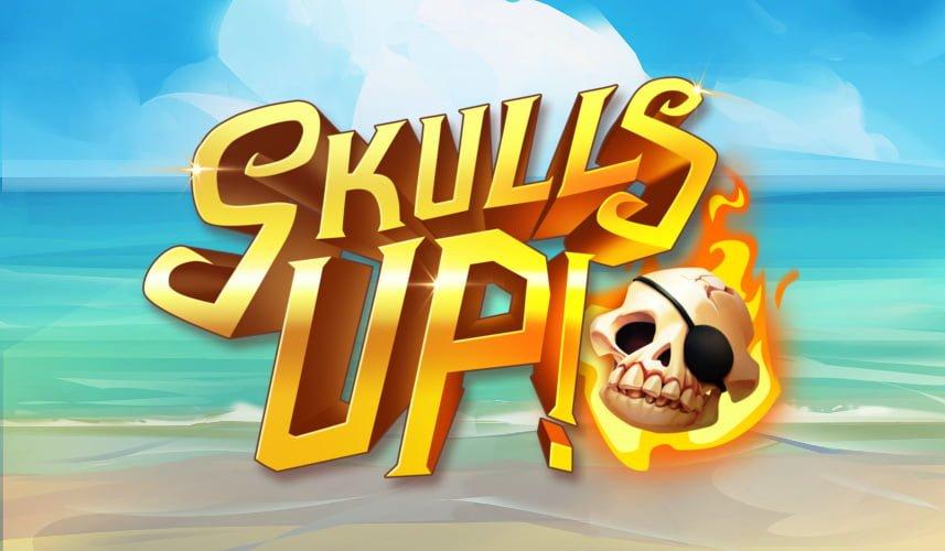 skulls up slot by quickspin
