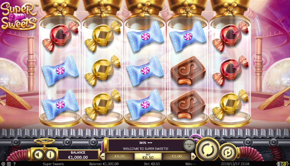 super sweets slot by betsoft