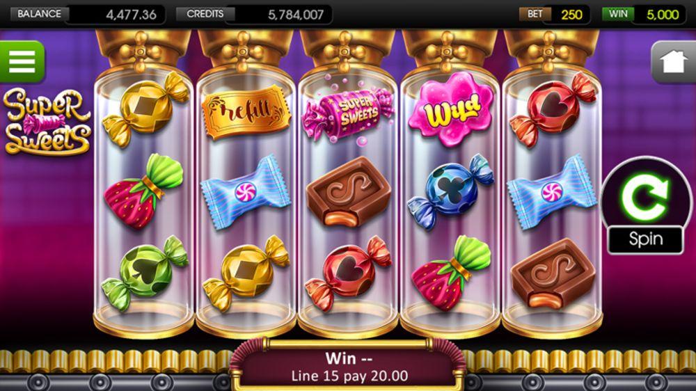 Spiele Super Sweets - Video Slots Online
