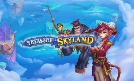 treasure skyland by microgaming