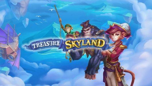 treasure skyland by microgaming