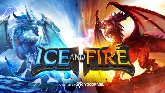ice and fire slot by yggdrasil