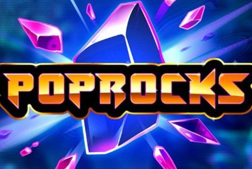 pop rocks slot by yggdrasil