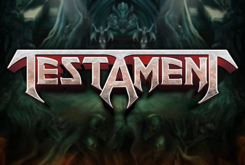 testament slot by play n go