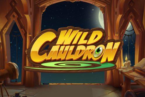 wild cauldron slot by quickspin