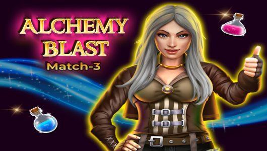 alchemy blast slot by microgaming