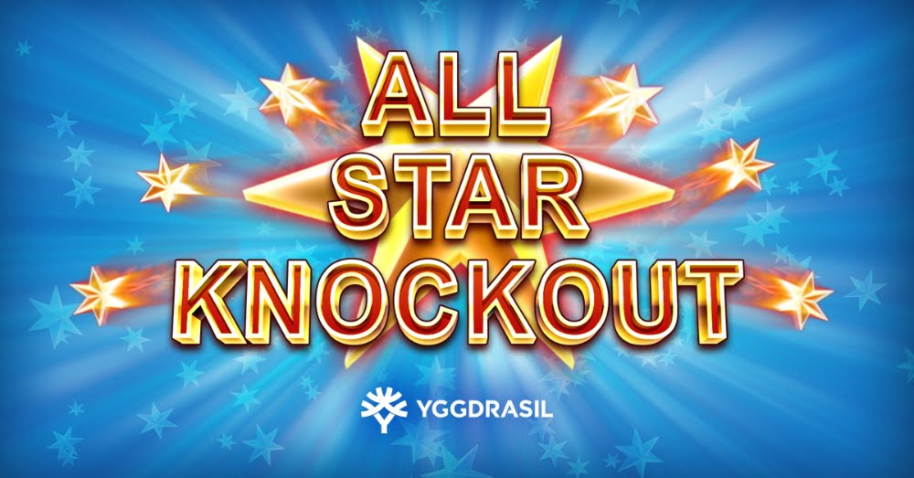 all star knockout slot by yggdrasil