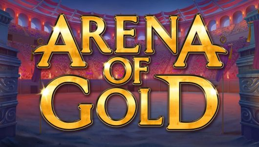 arena of gold slot by microgaming
