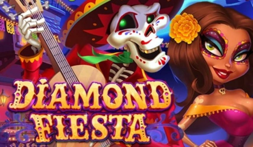 diamond fiesta slot by rtg