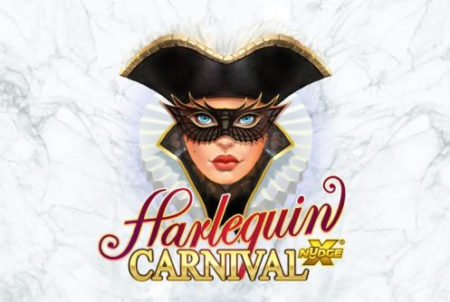 harlequin carnival slot by